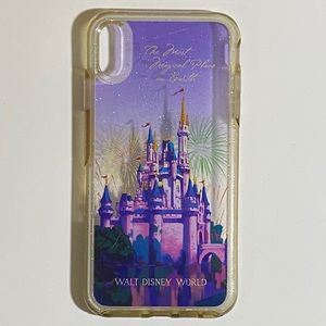 Walt Disney World Castle iPhone XS Max Case